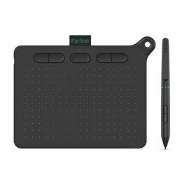 Графические планшеты - Графический планшет PARBLO Ninos S Black, 0