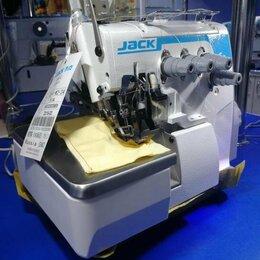 Швейное производство - ОВЕРЛОК JACK E3-4-М2-56 - ЧЕТЫРЁХНИТОЧНЫЙ ОВЕРЛОК, 0