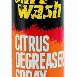 Аксессуары и дополнительное оборудование  - Очиститель DIRTWASH CITRUS DEGREASER WELDTITE, для цепи, аэрозоль, 400 мл, 7-0, 0