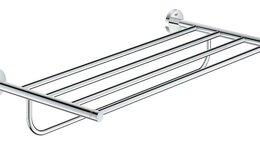 Держатели и крючки - Держатель Grohe 40800001 Essentials для полотенца, 0
