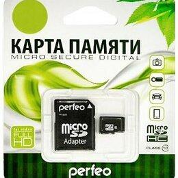 Карты памяти - Карта памяти Perfeo microSD 32GB High-Capacity (Class 10), 0
