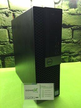 Настольные компьютеры - Компактный компьютер DeLL на базе Core i3-7100, 0