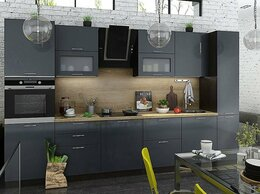 Мебель для кухни - Кухня модульная Валерия-М 3,4 м, 0