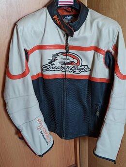 Куртки - Куртка Harley Davidson Для Байкерской Езды, 0