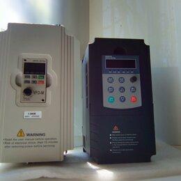 Преобразователи частоты - Частотный преобразователь 3 квт 220 вольт, 0