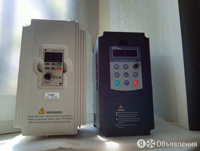 Частотный преобразователь 3 квт 220 вольт по цене 17800₽ - Преобразователи частоты, фото 0