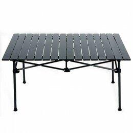 Походная мебель - Стол алюминиевый реечный складной, 0