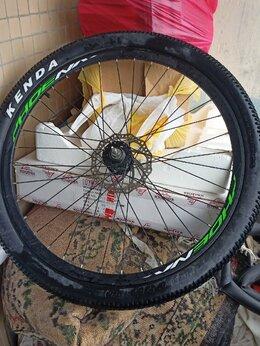 Покрышки и камеры - Велоколесо с покрышкой kenda 26x1.95, 0