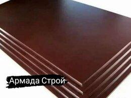 Древесно-плитные материалы - Фанера Фк ламинир. Берёза 21мм 1.220х2.440, 0