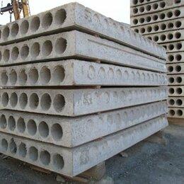 Железобетонные изделия - Плита перекрытия ПК54-12-8, 0