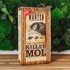 Черви отрава Killer Mol средство против кротов, землероек и грызунов по цене 1390₽ - Отпугиватели и ловушки для птиц и грызунов, фото 5