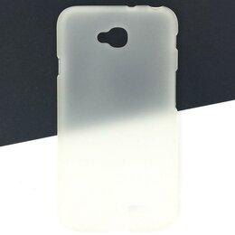 Чехлы - Силиконовый чехол для LG L70 D325 (белый), 0