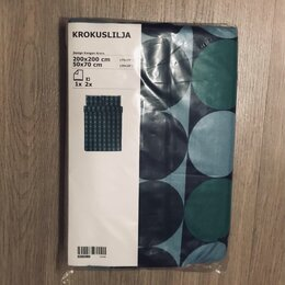 Постельное белье - Новые комплекты постельного белья Крокуслилья Икеа, 0