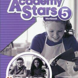 Обучающие плакаты - Academy Stars 5 Workbook, 0
