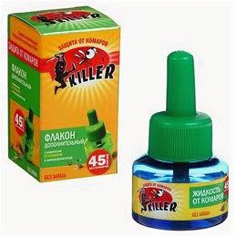 Средства от насекомых - Жидкость д/ фумиг, КИЛЛЕР 45 ночей, 0
