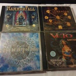 Музыкальные CD и аудиокассеты - Аудио диски (музыка), 0