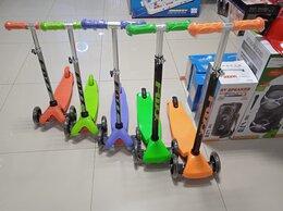 Самокаты - Детские самокаты со светящимися колёсами, 0