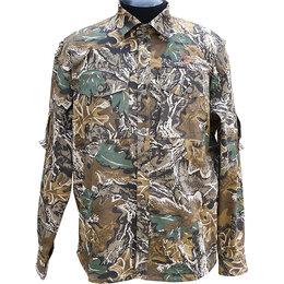 "Рубашки - Рубашка рыбака-охотника ""Фазан"" (дубок), 0"
