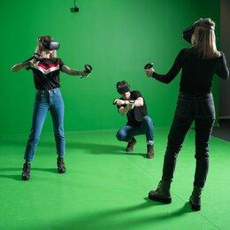 Организация мероприятий - Командные игры с технологией body-tracking, 0
