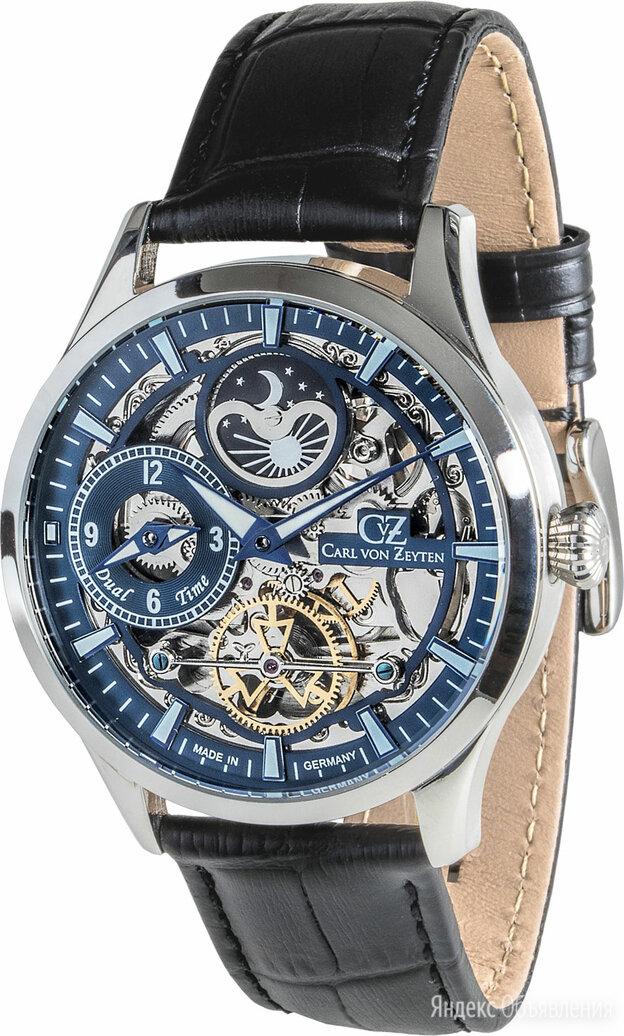 Наручные часы Carl von Zeyten CVZ0063BL по цене 38780₽ - Наручные часы, фото 0