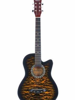 Акустические и классические гитары - Гитара Belucci BC3830 SB, 0