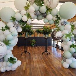 Свадебные украшения - Разнокалиберная Арка с Декором , 0