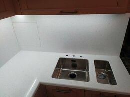Мебель для кухни - Столешница с кухонным фартуком из искусственного…, 0