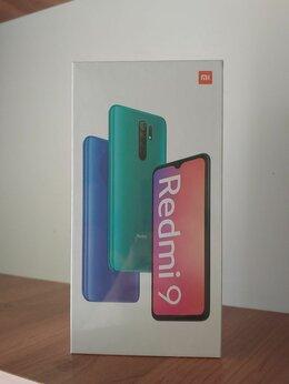 Мобильные телефоны - Redmi 9 4/64 новый запечатан, 0