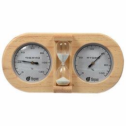 Аксессуары - Банные Штучки Термометр с гигрометром для бани и…, 0