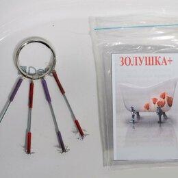 Инструменты для прочистки труб - Сетка очиститель засоров Золушка плюс средство от волос в ванной, 0