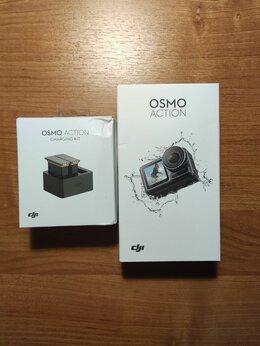 Экшн-камеры - Экшн-камера DJI Osmo Action + charging kit Новое, 0