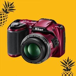 Фотоаппараты - Фотоаппарат Nikon Coolpix L810 , 0