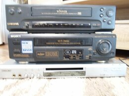 DVD и Blu-ray плееры - CD/DVD Sony, видео плеер Samsung., 0