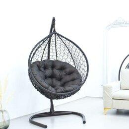 Подвесные кресла - Кресло подвесное из ротанга в квартиру и сад, 0