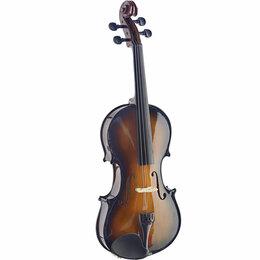 Смычковые инструменты - STAGG VN-4/4-TR Скрипка , 0