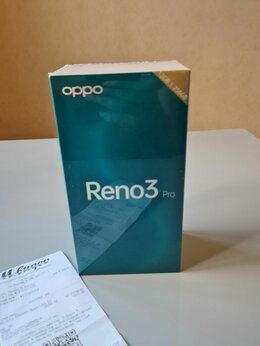 Мобильные телефоны - OPPO RENO 3 PRO 12/256GB РОСТЕСТ, 0