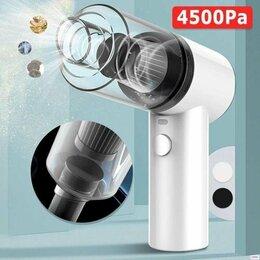 Пылесосы - Автомобильный пылесос 2in1 Vacuum Cleaner, 0