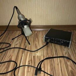 Звуковые карты - Внешняя звуковая аудиокарта Tascam 2x2, 0