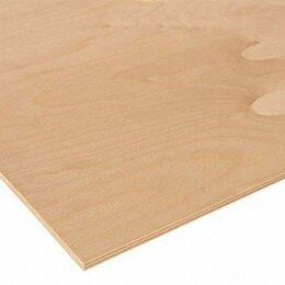 Древесно-плитные материалы - Фанера фк 6*1525*1525мм 2/4Ш2 Муром, 0