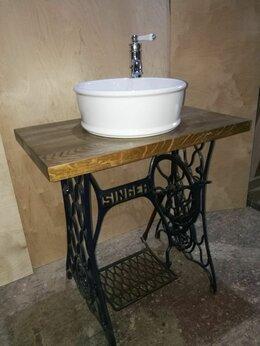 Столы и столики - Столик из станины швейной машинки Зингер, 0