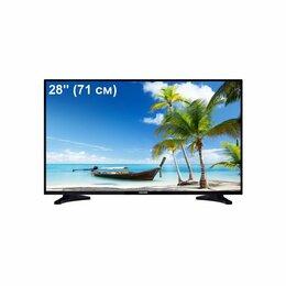 """Телевизоры - НОВЫЕ телевизоры Asano 28"""" (70 см). С гарантией, 0"""