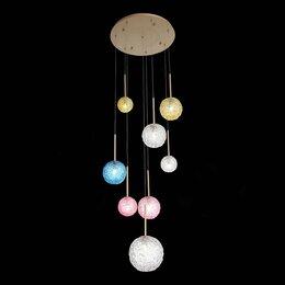 Люстры и потолочные светильники - Подвесная люстра ST Luce Arcobalino SL1152.253.08, 0