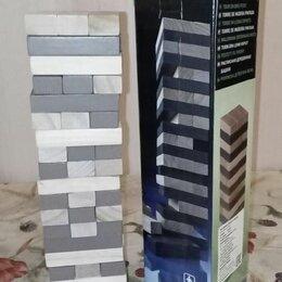 Настольные игры - Башня Тower Wooden 6+, 0