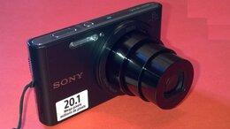 Фотоаппараты - Фотоаппарат Sony Cyber-shot DSC-W830, 0