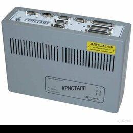 Дополнительное оборудование и аксессуары - Блок контроля СДК Кристалл 31.208s1, 0
