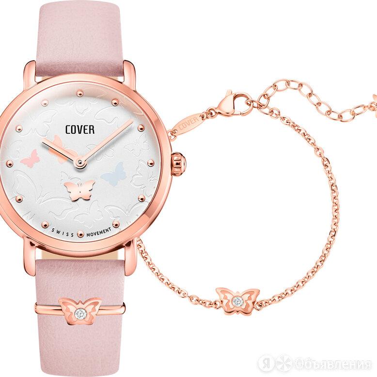Набор наручные часы и браслет Cover SET.Co1001.04 по цене 17200₽ - Наручные часы, фото 0