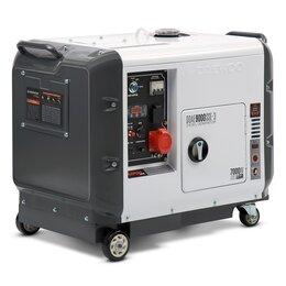 Электрогенераторы - Генератор дизельный Daewoo (Дэу) DDAE 9000SSE - 3, 0