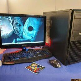 Настольные компьютеры - Компьютер с комплнктом для дома и работы, 0