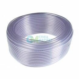 Шланги и комплекты для полива - Шланг ПВХ армированный нитью 10 мм, 0