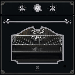 Духовые шкафы - Духовой шкаф Electrolux OPEA2350B, 0